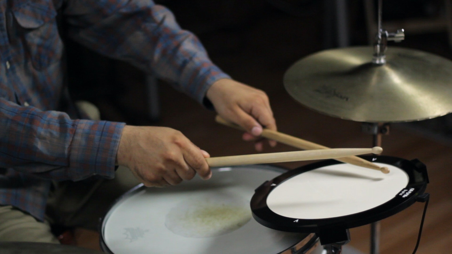 Make a striking expression with BopPad, a fun and expressive Smart Fabric Drum Pad from Keith McMillen Instruments