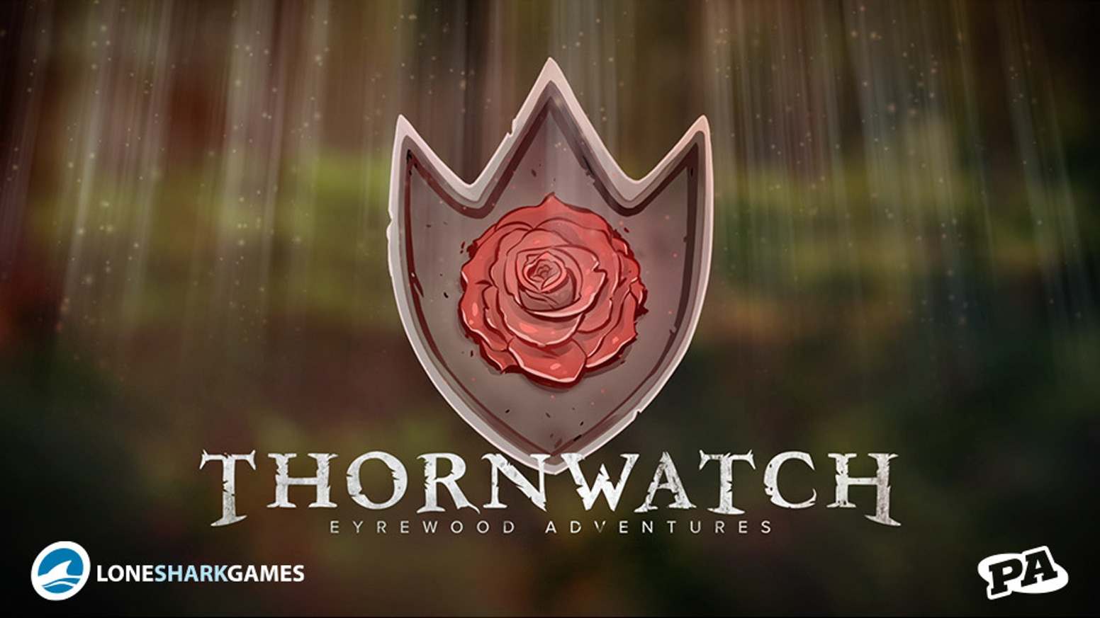 Lone Shark Games and Penny Arcade have combined forces to create the first Eyrewood Adventures board game. Welcome to Thornwatch.
