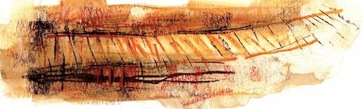 Watercolor by Mònica Espinosa