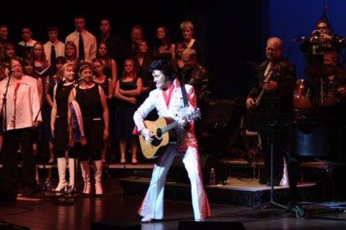 Gospel Music of Elvis by George Gray — Kickstarter