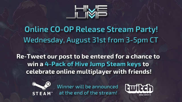 SHARE HIVE JUMP & WIN SWEET LOOT!