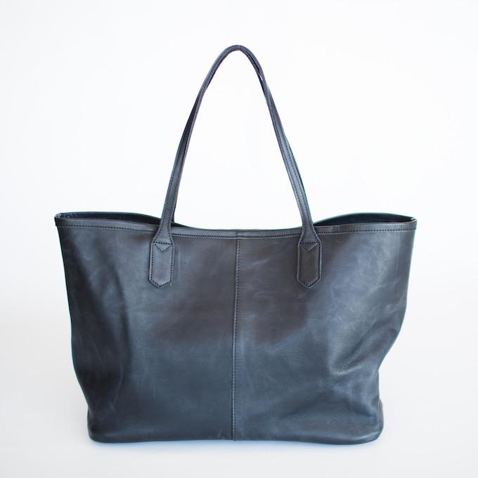 'Maria's favorite bag' made of Ethiopian Leather- Karama 'Amhara tote'