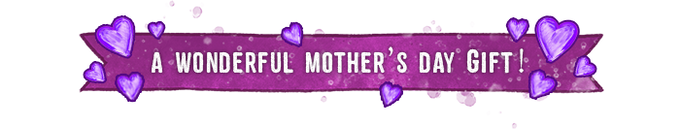 In the unlikely case it is tracking behind, we'll provide you with a backer exclusive digital Herbaceous Mother's Day card to let her know the game is on the way!