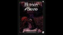 Hudson & Brand, Inquiry Agents of the Obscure.