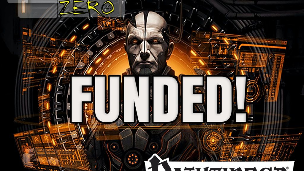 Interface Zero 2.0: Cyberpunk Action for the Pathfinder RPG project video thumbnail
