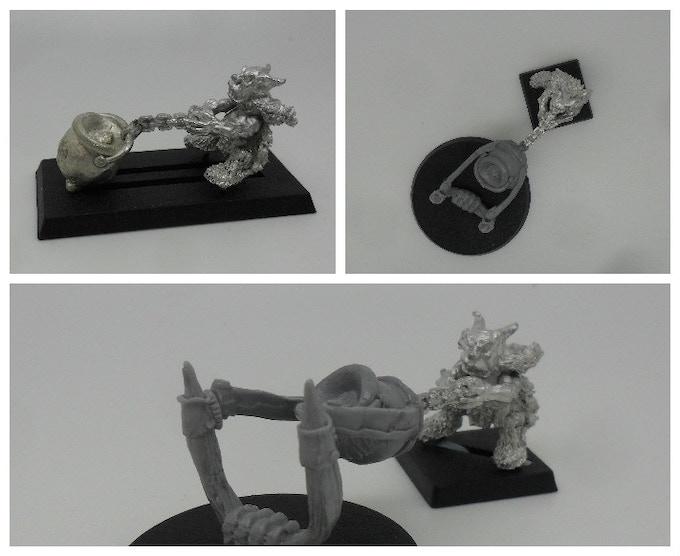 Goblin Cauldron Catapult