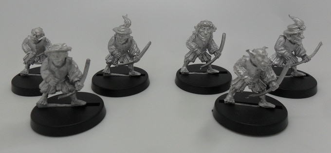 Halfling / Goblin Archers