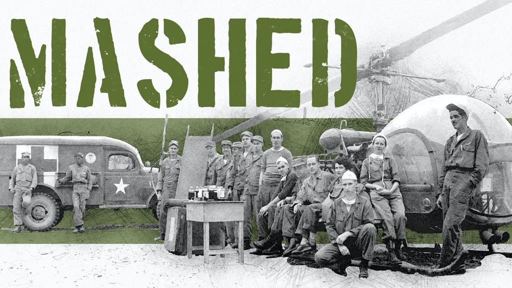 MASHED: A Korean War MASH RPG project video thumbnail