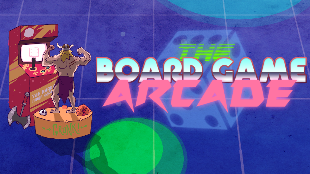 The Board Game Arcade project video thumbnail