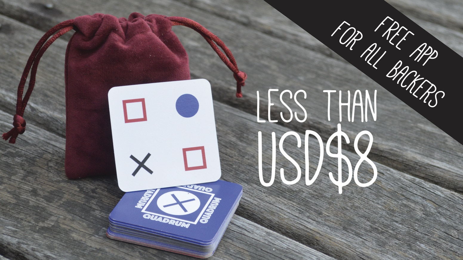 Quadrum: The Pocket Sized Abstract Microgame by Veldi Games