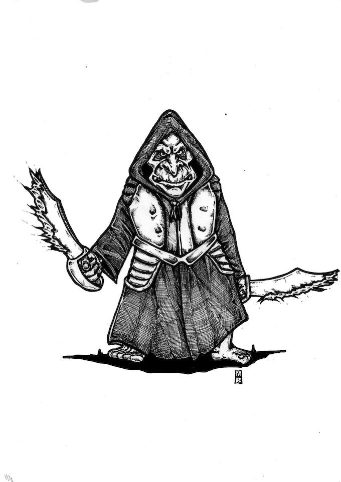 Goblin Mage - Mustafa Bekir
