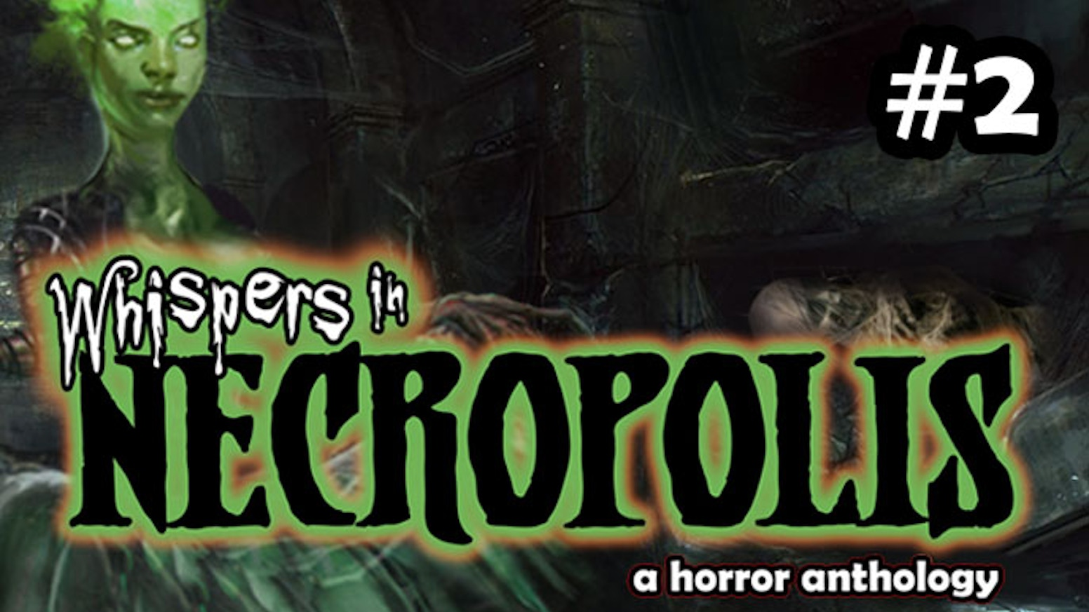 The second installment of the horror anthology by Codex Entertainment,llc