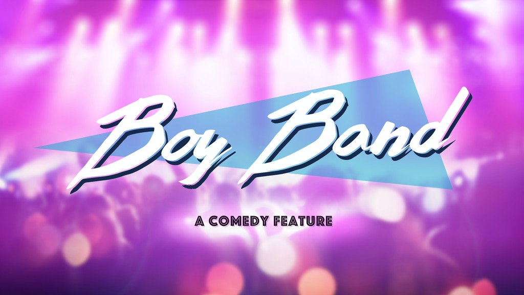 """BOY BAND: The ❤️Throb Story."" A Musical Comedy Feature Film project video thumbnail"