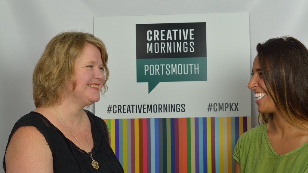 CreativeMornings Portsmouth / Kittery project video thumbnail