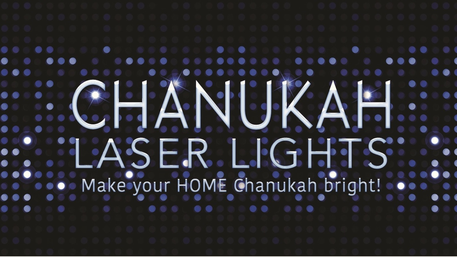 Chanukah Laser Lights By Chanukah Lights Llc Kickstarter