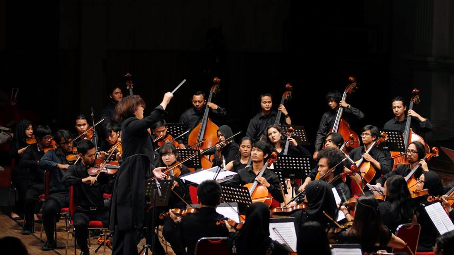 IYSO Orchestra Academy & Symphonic Concert 2016 by Indonesian Youth