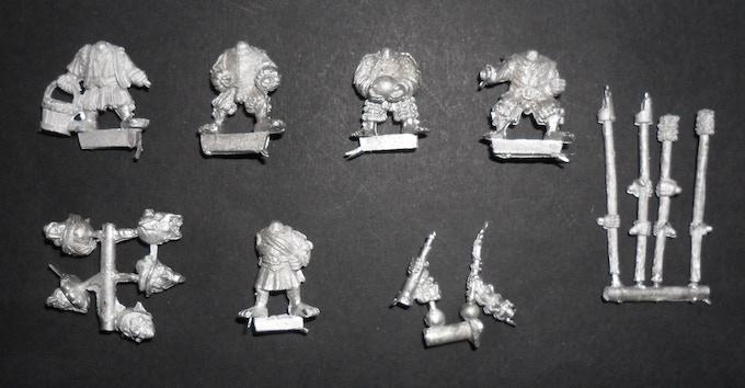 Goblin Artillery Crew