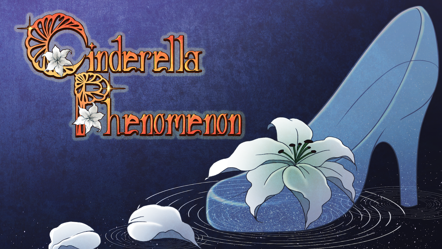 Cinderella Phenomenon is a free otome game inspired by various popular fairy tales.