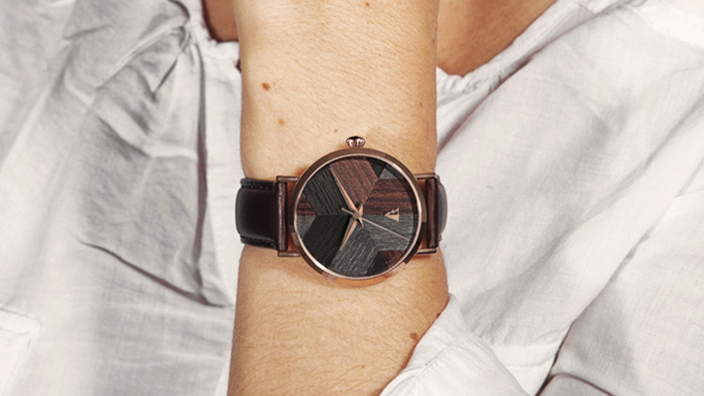 Luxury Watches With Wood Marquetry Dial project video thumbnail