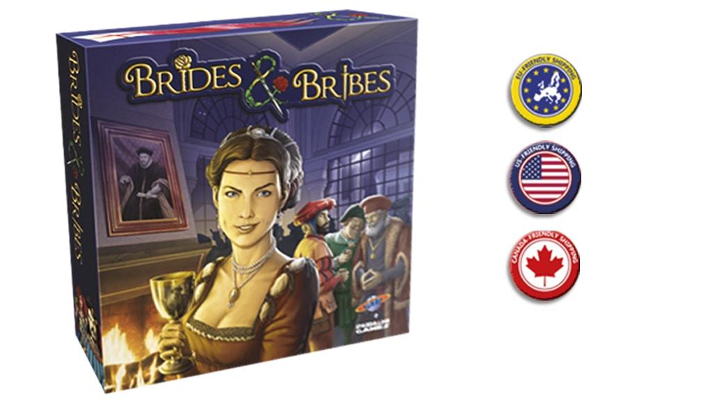 Brides & Bribes project video thumbnail