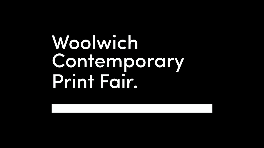 Woolwich Contemporary Print Fair project video thumbnail