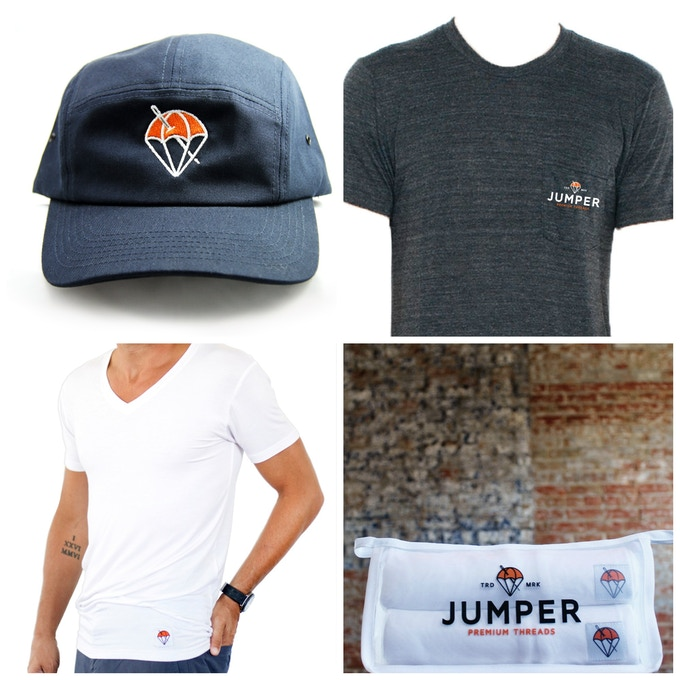 dce65a039 At JUMPER, we're making it our mission to thoughtfully re-imagine some of  your everyday gear, use performance fabrics with intelligent designs and ...