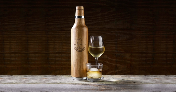 Transform ordinary beverages into something extraordinary. Now anyone can custom age their own wine, spirits, cocktails and beer at home in a matter of hours, not years.