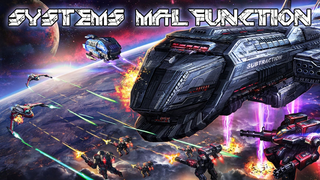 Systems Malfunction Sci-Fi RPG project video thumbnail