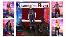 Krump the Right