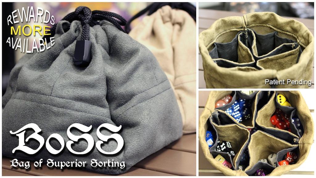 Bag of Superior Sorting (BoSS) project video thumbnail