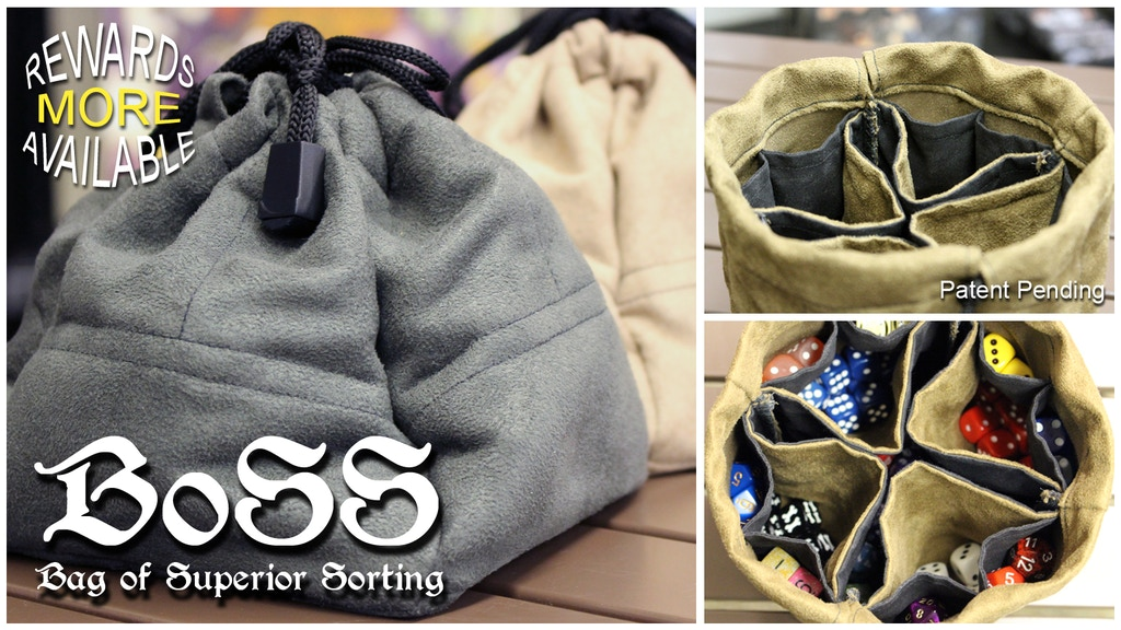 Bag of Superior Sorting (BoSS) project video thumbnail