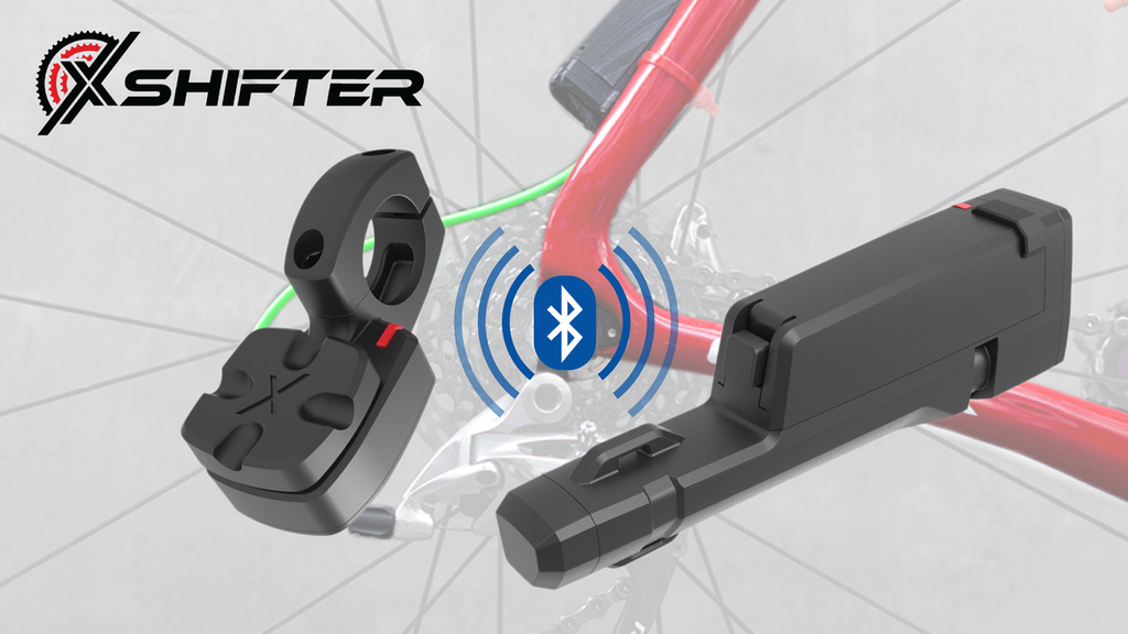 XSHIFTER: World's First Affordable Wireless Shifting System project video thumbnail