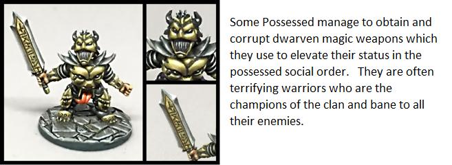 Possessed Champion