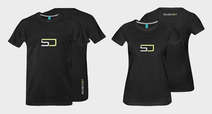SCUBAJET T-shirts