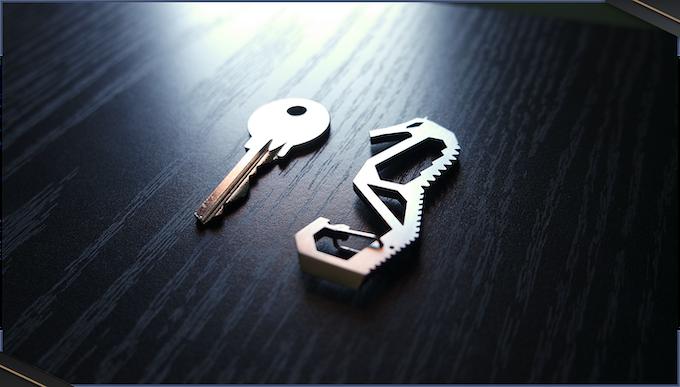 Aussi petit qu'une clé!