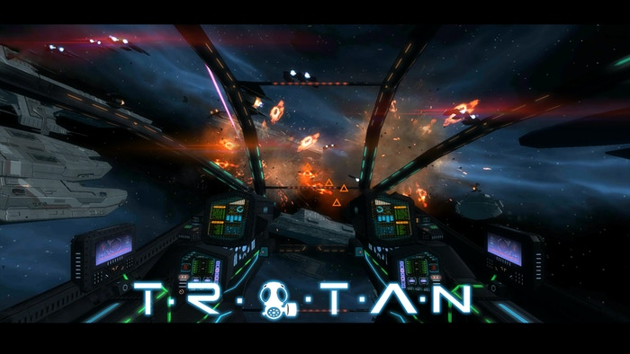 TROTAN is a sci-fi game telling the story of the heroes who dedicated themselves to finding a new planet.