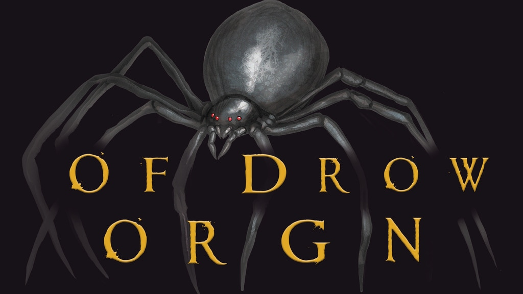 Project image for Of Drow Origin (Canceled)