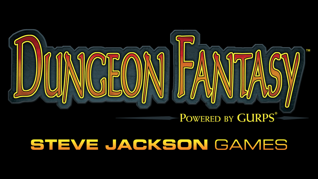 Dungeon Fantasy Roleplaying Game, Powered by GURPS project video thumbnail