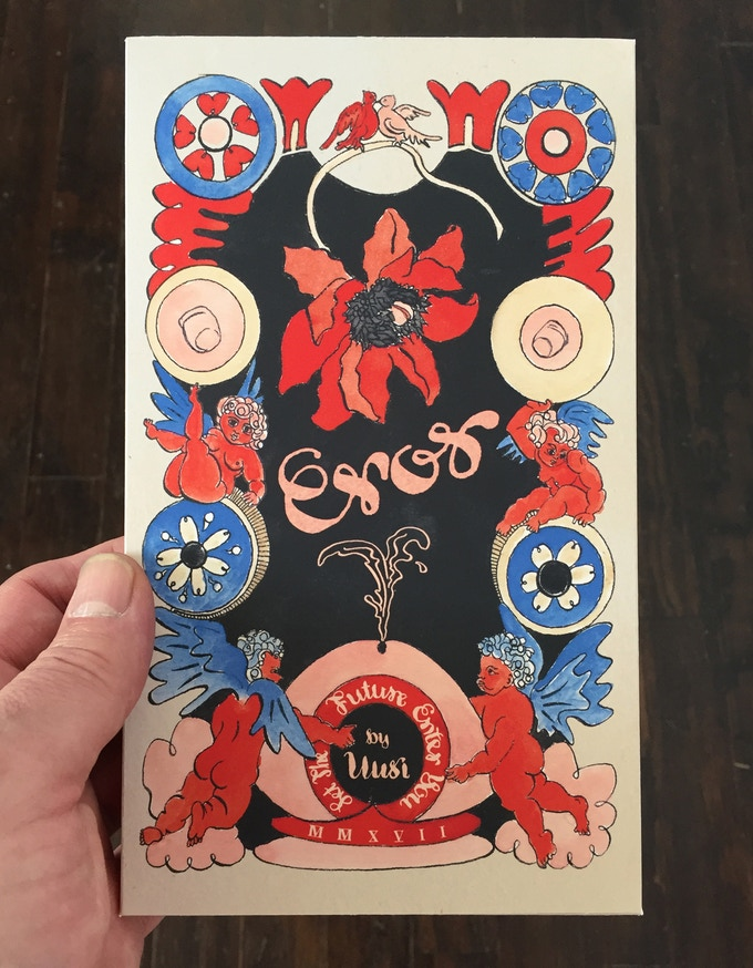 """Eros """"Secret Society"""" Tuckbox"""