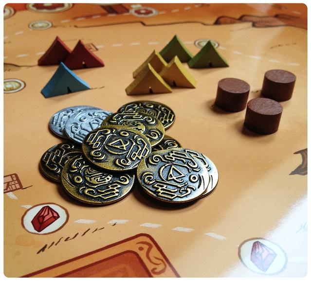 Near and Far - Storytelling Board Game by Ryan Laukat