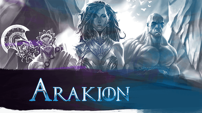 Arakionis a group based role-playing dungeon crawler that pays homage the classics while adding its own style with fresh mechanics.Lead aband of three heroes through a broken land, ripped apart by unknown forces.