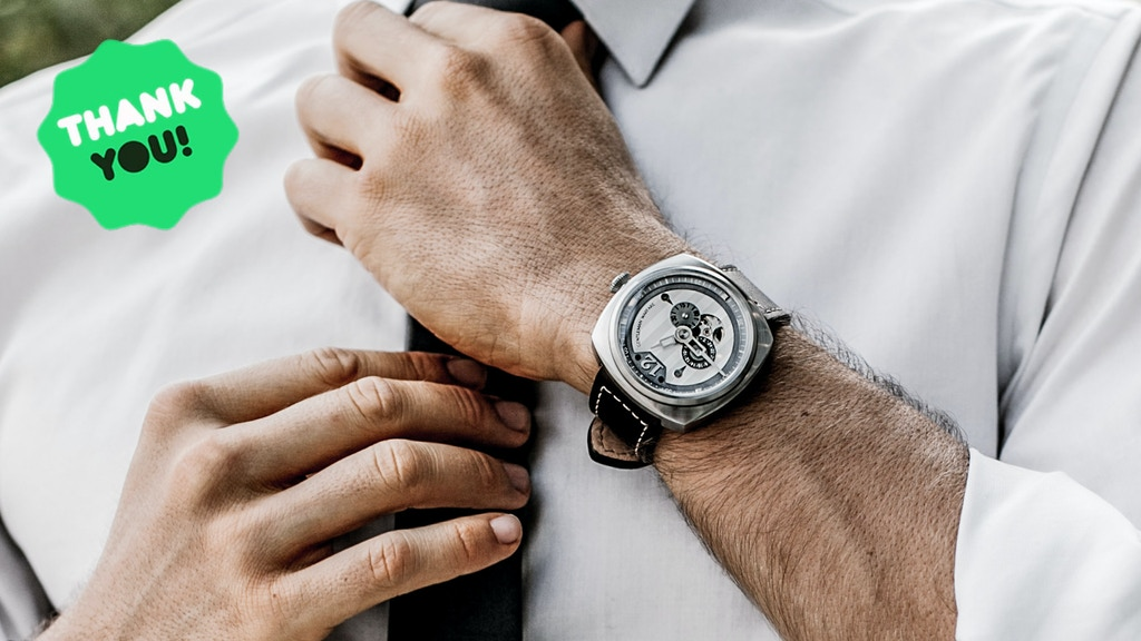 REDEFINING LUXURY WATCHES by Gentleman Warfare project video thumbnail