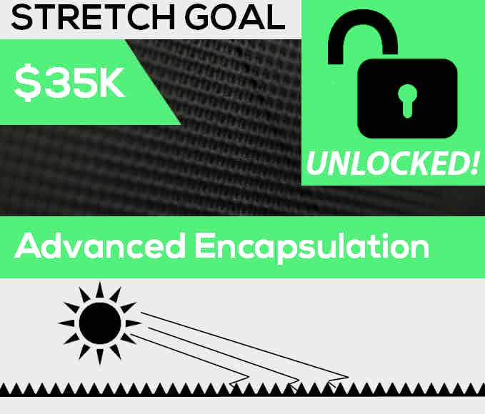 Stretch Goal 1 Unlocked!