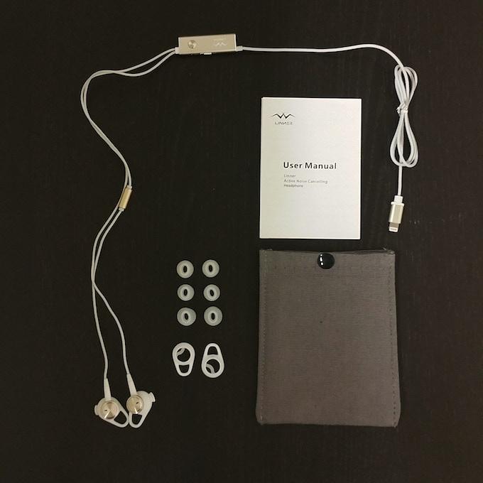 Linner Lightning package