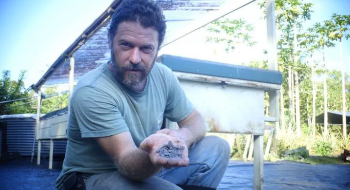 Scott Laaback | local permaculture and sustainability expert
