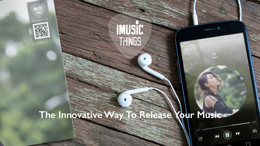 iMusicThings - The Innovative Way To Release Your Music project video thumbnail