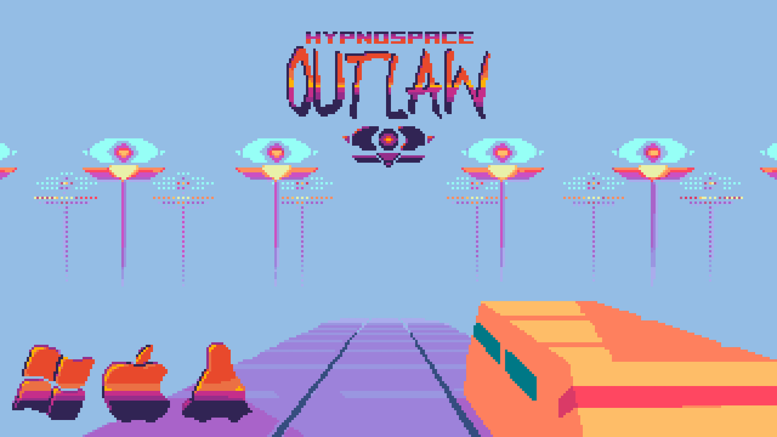 Police the internet of the future via an arcane operating system. Pursue outlaws on the Hypnospace Highway. Feed adorable virtual pets.