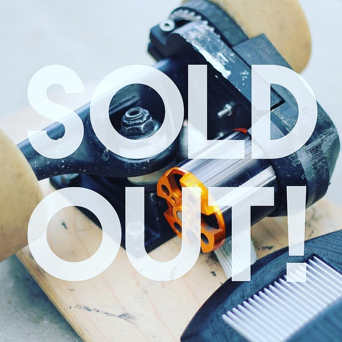 Pre-production Sold Out! [Click to Link]