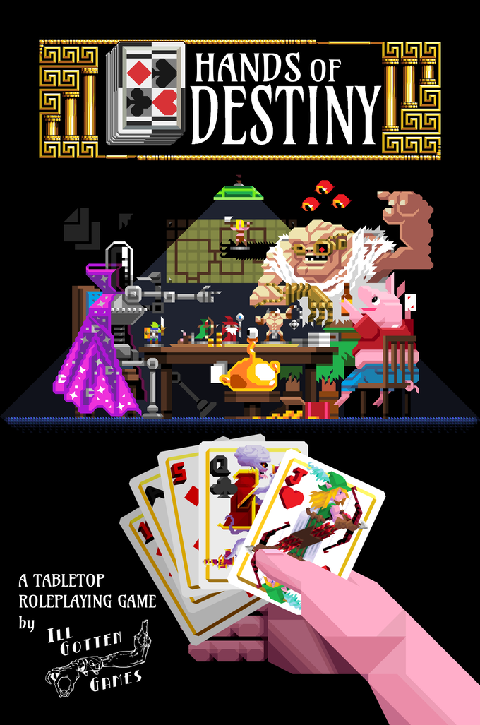 Hand of Destiny cover image