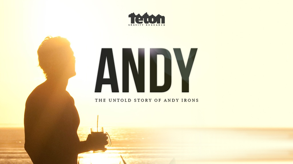 ANDY: The Untold Story of Andy Irons project video thumbnail